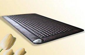 韩国美健百岁石床垫锗石床垫玉石床垫托玛琳床垫加热保健能量石床