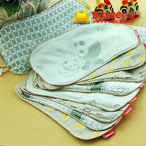 Besee百岁 竹纤维苎麻婴儿枕头宝宝枕头专用枕套 比纯棉全棉的好