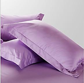 真丝枕套出口 100%桑蚕丝 加厚重磅 真丝枕套 美容抗皱枕套双面