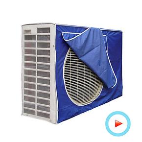 空调外机罩挂机 防水 防晒外机套空条罩防尘罩格力室外空调罩1.5P