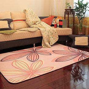 超厚超实用 客厅床边卧室地毯 防滑地垫 榻榻米床垫 瑜伽垫