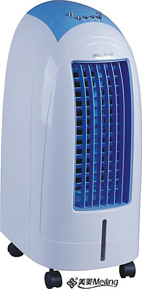 美菱单冷小型空调风扇家用冷风机冷风扇02D冷气机配冰晶清仓特价