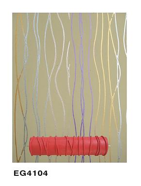 10寸印花压花滚筒EG4104幻彩水性金属漆液体壁纸模具艺术涂料工具