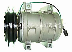 广州精益汽车空调压缩机 压缩机 冷气泵 冷却 制冷系统