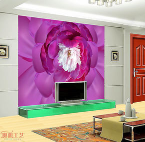 奥想大型壁画 电视墙背景 壁纸墙纸卧室 电视背景墙纸壁纸M0037