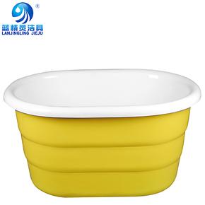 厂家直销 独立式亚克力保温浴缸泡澡桶 小浴缸浴盆适合小户型特价