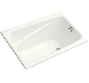 科勒浴缸 K-1490T-0  迪素1.2米亚克力浴缸(只提供白色)