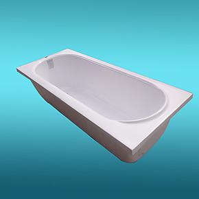 云凯浴缸 独立式压克力浴缸 高级亚克力泡澡浴缸 方形浴缸B-18