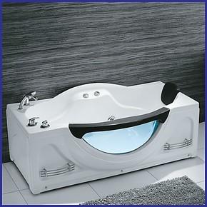 贝亚特1.7M浴缸 亚克力浴缸 贵妃浴缸 按摩浴缸 独立式 保温浴缸