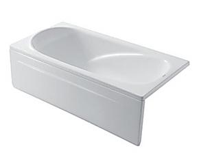 专柜正品四钻】法恩莎 亚克力浴缸 压克力浴缸 F1712Q