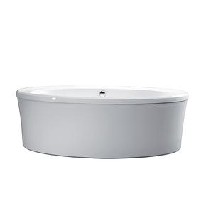 鹰牌 卫浴 亚克力浴缸独立式压克力浴缸(带排水组)系列
