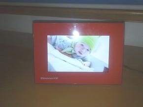 超值时尚天敏DPF790S数码相框电子相框相册包邮