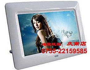 厂家7寸液晶数码相框高清电子相册800*480电子相框高清数码相架册
