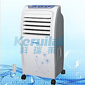 科瑞莱冷风扇 电扇单冷定时遥控LG03-21 冷风机 空调扇 专柜正品