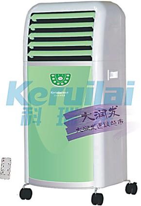 科瑞莱冷风扇LG03-12单冷风机空调扇加湿环保苏浙沪鲁皖京津包邮
