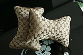 支持定制头枕含芯 汽车家用抱枕 腰枕 材质 与座套同花色