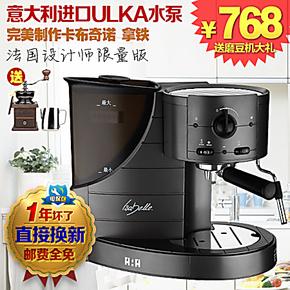 AAA 3A-C202 意式蒸汽半自动压力15帕家用咖啡机商用进口性能包邮