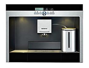 西门子 TK76K573 专柜正品 进口嵌入式咖啡机 全国联保/发票/安装