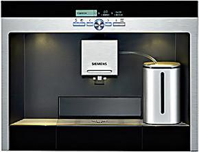 西门子 TK76K573CN  全自动嵌入式咖啡机 德国原装进口