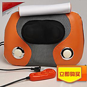新款上市 奥美特AM-858-8C 颈椎背腰按摩器 按摩枕 按摩垫 按摩仪