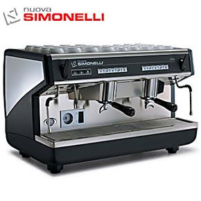 诺瓦Nuova simonelli APPIAI2双头专业商用半自动咖啡机 进口