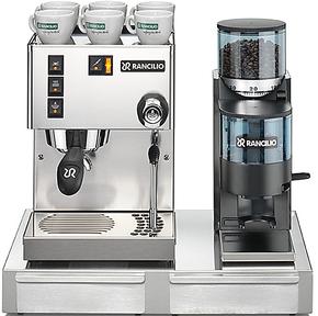 热销意大利兰奇里奥RANCILIO半自动咖啡机(silvia)+惠家zd-15