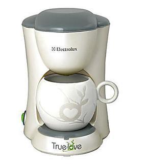 Electrolux/伊莱克斯 EGCM050 咖啡机  滴滤壶 家用 半自动美式