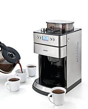 Philips/飞利浦 HD7751不锈钢外壳 自动研磨一体咖啡机 全国联保