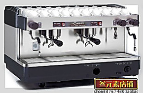 FAEMA飞马E98 S2双头手控半自动咖啡机 咖啡店用咖啡机 免费安装