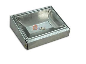 【公共场所专用】不锈钢烟灰缸/烟缸/卫生间烟灰盒/挂墙式烟灰缸