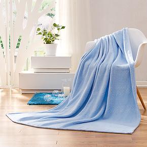 盛宇家纺 床上用品 珊瑚绒毯盖毯 夏用薄毯空调毯 温馨四季毛毯