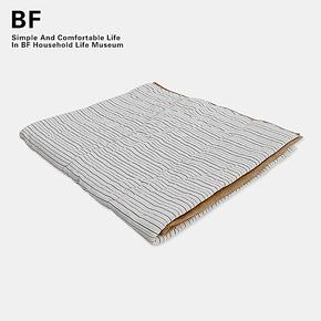 BF 吸湿速干夏凉薄被空调被 夏天用被子 单双人被芯