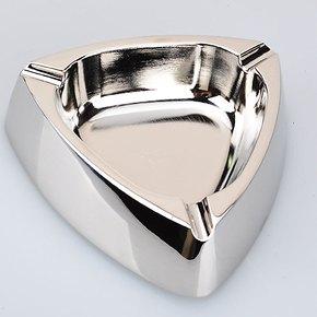 三角形高档锌合金台式烟灰缸/欧式时尚烟灰缸 创意实用男士礼品