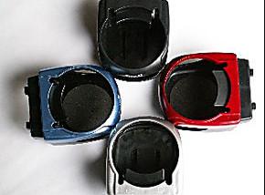特价 原装舜威 车用出风口挂式多功能水杯架 烟灰缸架 四色入