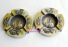 特价居家日用品兵马俑烟灰缸 合金 加厚型西安旅游纪念品