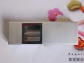 正品 MUJI 无印良品 铝制携带用烟灰缸 便携烟灰缸 烟灰盒 日本产