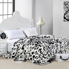 新光云毯 拉舍尔毛毯 云毯 双层 加厚 空调床单毯 特价 包邮