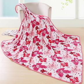 维科兴洋毛毯 可水洗高档法兰绒毯 180*200cm 可做床单