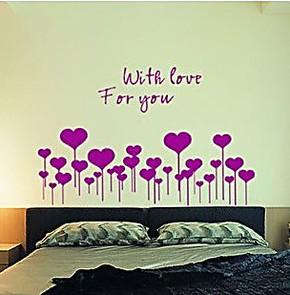 乐安居 爱心草 客厅卧室地脚线玻璃贴 腰线顶角线踢脚线 壁纸墙贴