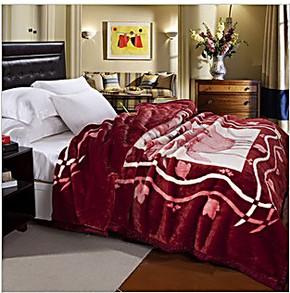 江浙泸皖包邮 小绵羊家纺毛毯 毯子高级拉舍尔毛毯正品2米*2.3米