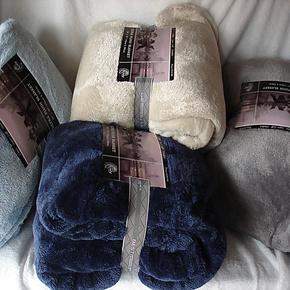 外贸舒棉绒/纯色毛毯/毯子/加厚床单/空调毯/午休毯/沙发盖毯包邮