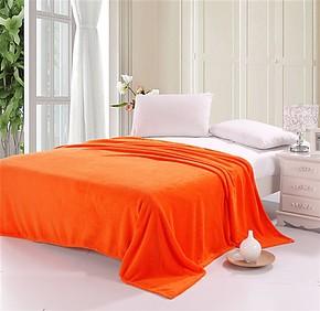 法莱绒毛毯法兰绒床单人午睡毯空调毯盖腿毛巾被薄毯舒棉绒毯子