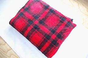 原单欧式风格加厚珊瑚绒盖毯 毛毯 休闲毯 旅行毯