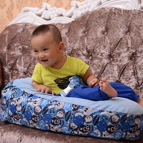 百莉沙发为妈妈定制 喂奶枕头包邮 护腰枕垫 婴儿床懒人沙发座椅