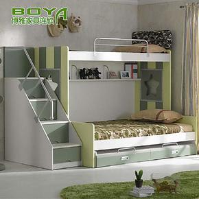 多喜爱青少年儿童家具套房正品 8A114A 上下床双层床子母床高低床