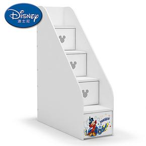 迪士尼酷漫居卡通儿童储物柜无异味 双层/上下/高低床梯柜 米奇