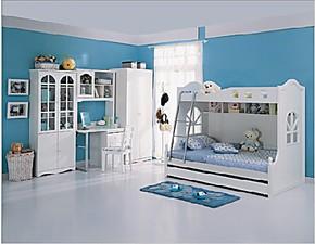 未来之窗HY--6313床青少年儿童家具成套家具高低床