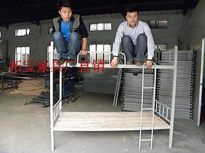 上下床,高低床,学生床,双层铁架床,上下铺床,工人床,学校用床