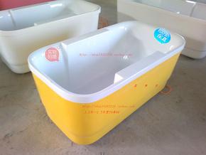 压克力/亚克力双层浴缸保温彩色独立浴缸高雅1.3米-1.7米宽70高60
