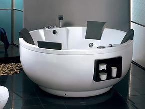 冲浪浴缸按摩浴缸亚克力浴缸双人浴缸贵妃浴缸铸铁18018小浴缸